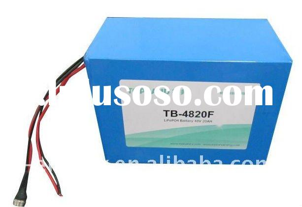 TOPBAND high rate 48V 20Ah li-ion rechargeable battery pack
