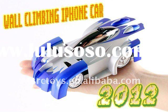 TOP SELLING! 2012 NEWEST IPHONE CLIMBING WALL RC CAR WITH APPLE LICENSE