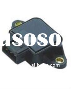 TPS Sensor Throttle Position Sensor for PEUGEOT/ CITROEN/ FIAT 16281E, 16288V, 500799, 9617220680, 7
