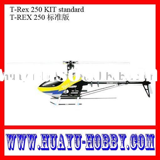 T-Rex 250 KIT standard [KX019000A] Electric power system.rc helicopter;radio control helicopter/elec