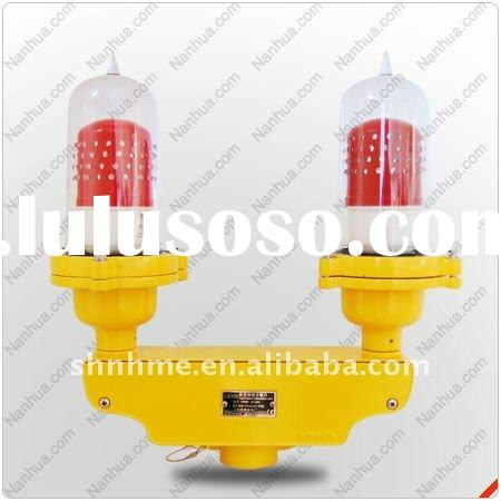Telecom tower light/twin aircraft warning light/airport obstruction light with mounting bracket