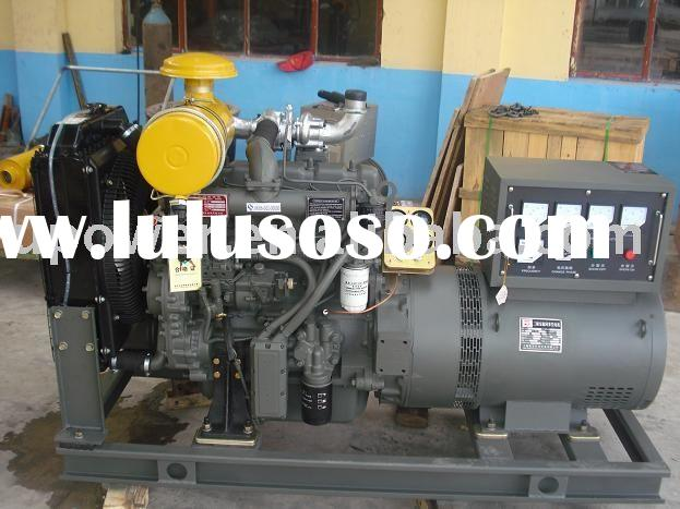 Three Phase AC Diesel Generator Set