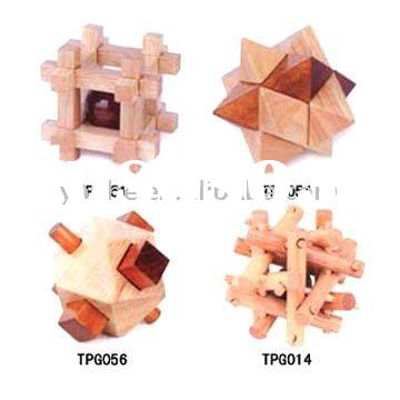 Top New Wooden Brain Teaser Puzzle Toys Hobbies