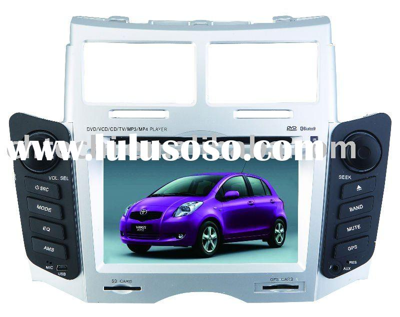 Toyota yaris all in one car dvd player