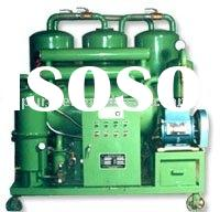 Transformer Oil Filtering Machines With Vacuum Pump And Infrared System