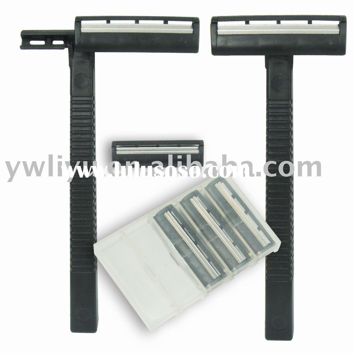 Triple Blade razor,high quality razor,replaced able razor blade ,fushion power razor