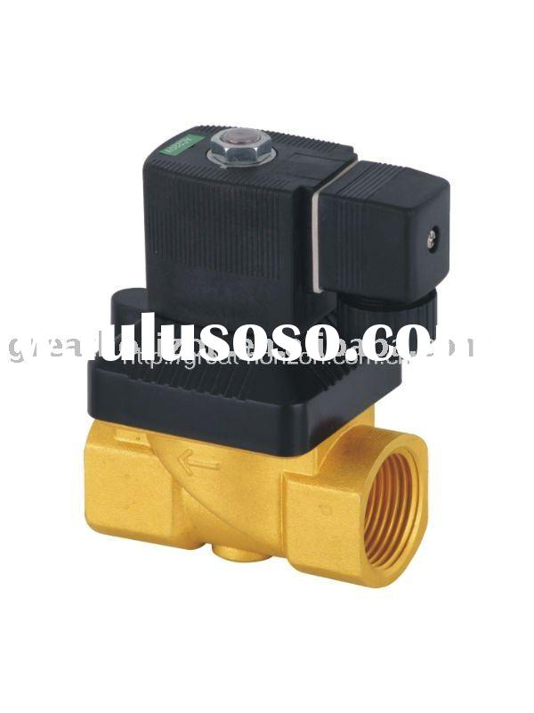 Two-way water proof High pressure/High temperature solenoid valve