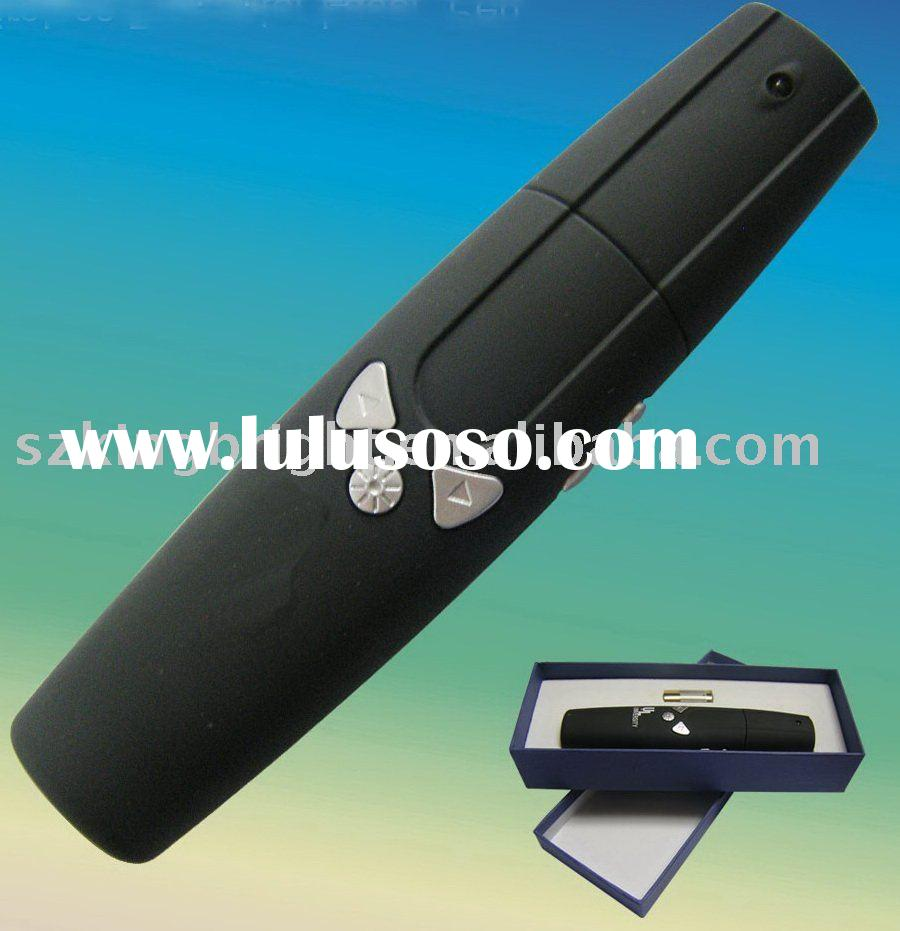 USB Laser Pointer with Remote page control