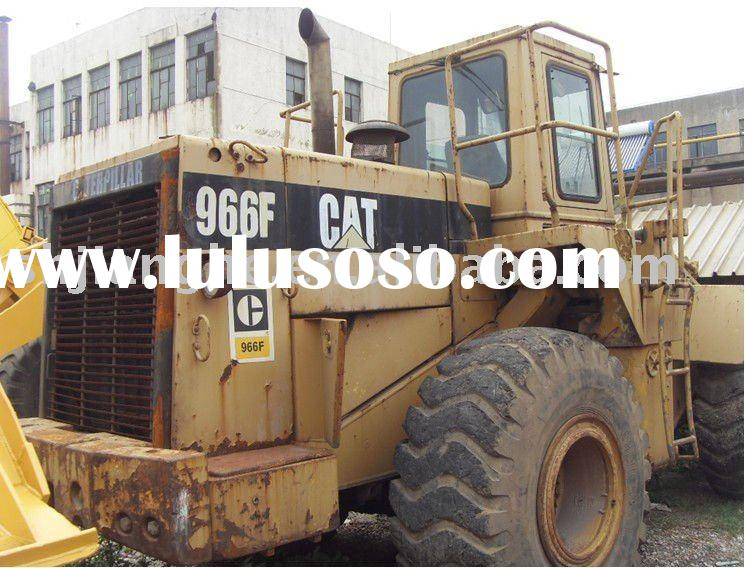 Used cat wheel loader 966f ,966d,966c,966e