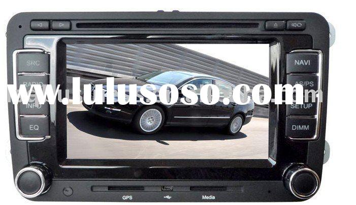 VW EOS car dvd player with built-in GPS, bluetooth, RDS,Dual-zone,IPOD,steering wheel control,digita