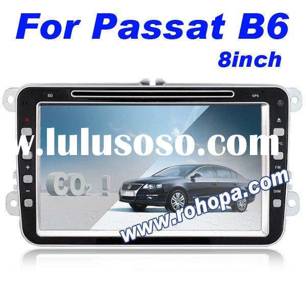 VW Golf 6 Jetta Car dvd player with GPS Bluetooth Ipod Canbus