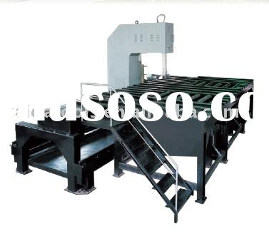 Vertical Band Saw metal cutting machine