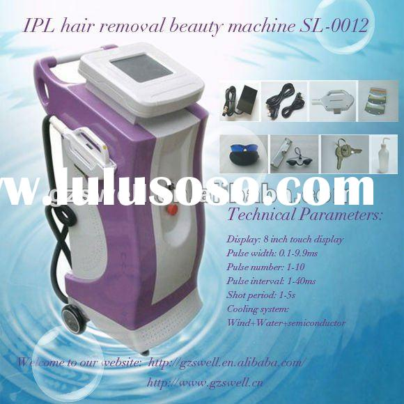 Vertical E Light(IPL+RF) for Skin Care Beauty Equipment hair removal system