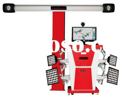 Visual 3D four wheel alignment, auto equipment, auto garage equipment, auto machine, auto maintenanc