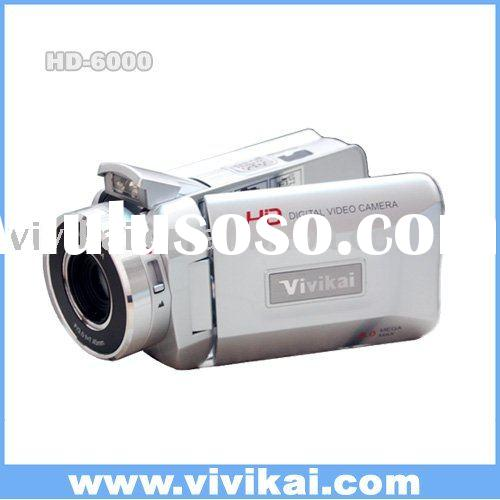 "Vivikai HD 720P Video/video camera/camcorder/digital camera with 3.0"" TFT LCD & Voice recor"