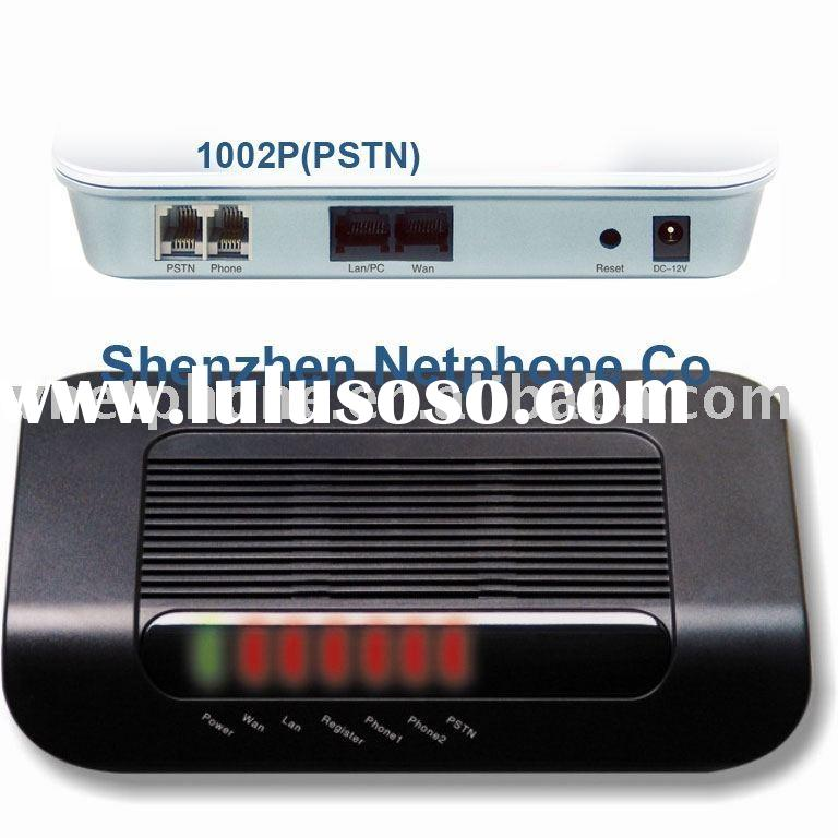 VoIP Gateway With VPN,SIP,VoIP ATA