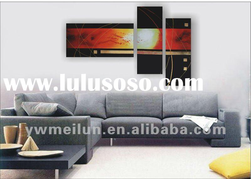 Wall Decor Group art painting on canvas