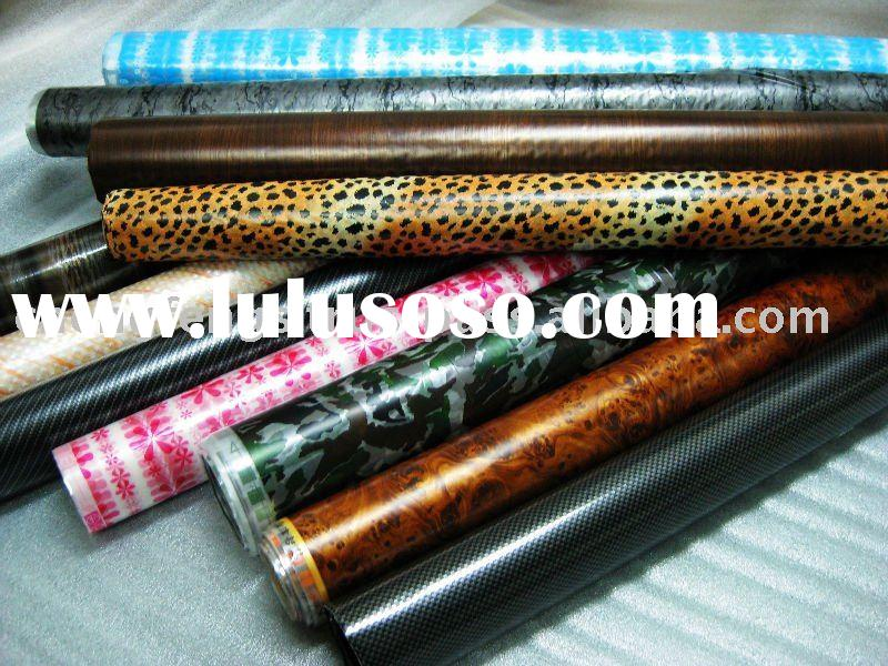 Water transfer film, 3D transfer foil,cubic transfer printing
