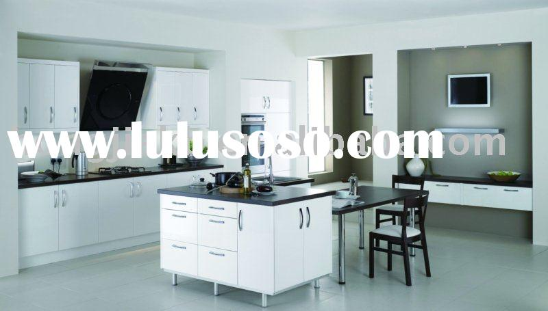 Download Image White Kitchen Cabinets Slab Door PC Android IPhone