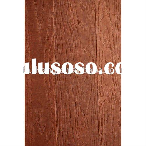 Wood grain embossed interior wall panels! MDF wall decoration(4'x8')