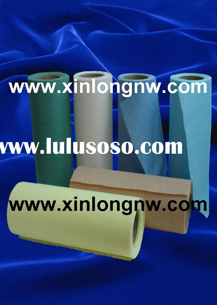 Wood pulp Laminated Spunlace Nonwoven Fabric