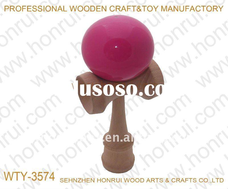 Wooden toy/Kendama/traditional wooden toys