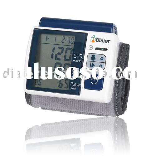 Wrist type Blood Pressure Monitor CE ROHS FDA quality
