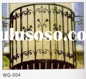 ... Decoration wrought iron window grill iron window guard window railings
