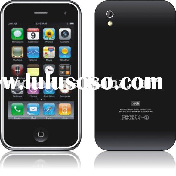 "X8 with WIFI 3.5"" cell phone 3GS touch screen mobile phone"