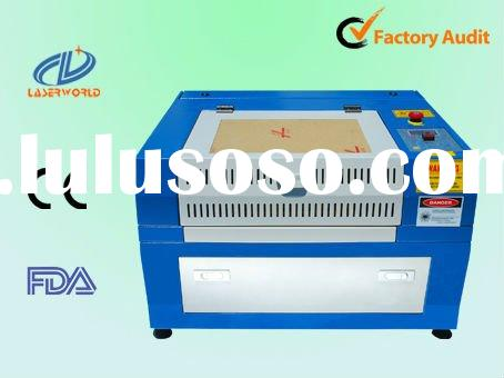 YH-G5030 mini laser engraving machine to make rubber stamps