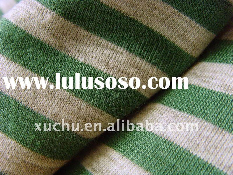 Yarn Dyed Stripe 100 Cotton Fabric