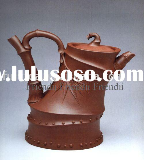Yixing zisha clay teapot