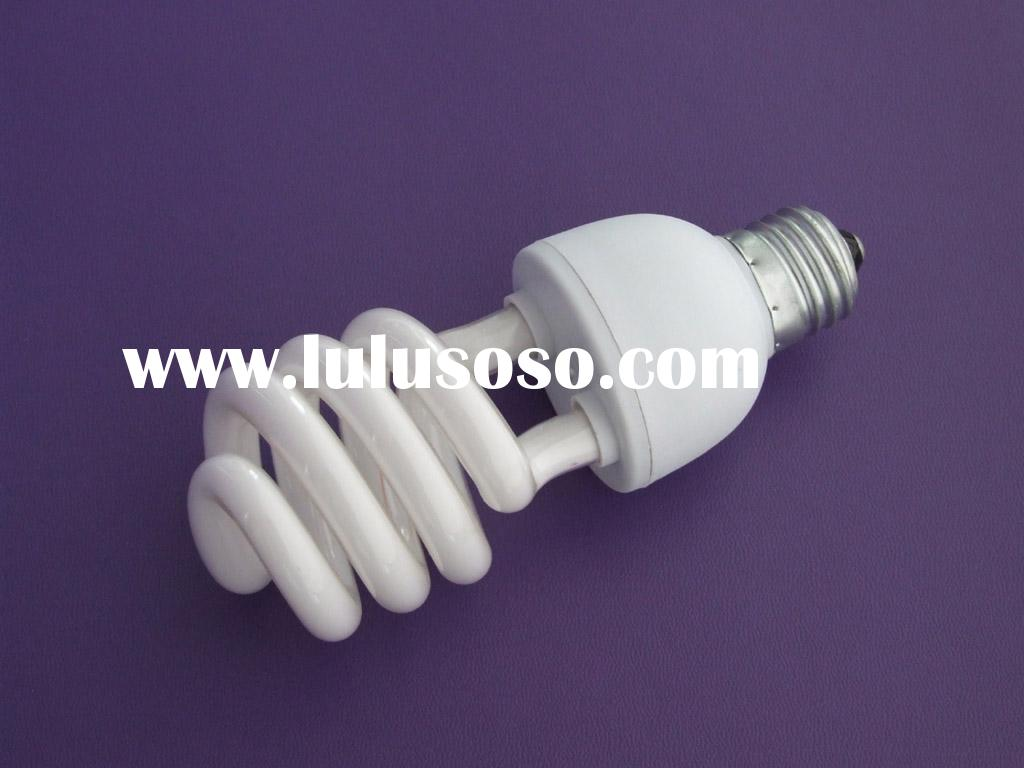 Zhongshan lighting XBN-9mm- Half Spiral Energy Saving Lamp CFL