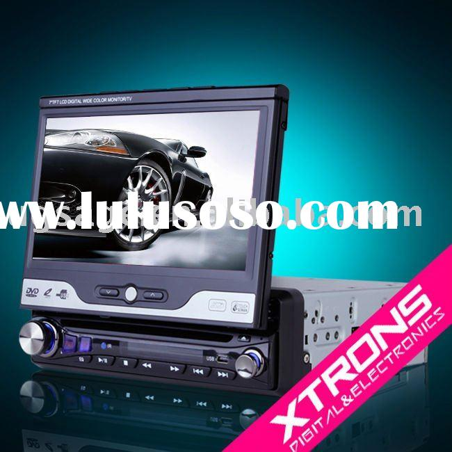 "+D708:7"" Car DVD /Car DVD player/Car Audio with Touch Screen /Bluetooth /TV /RDS /USB /SD /FM /"
