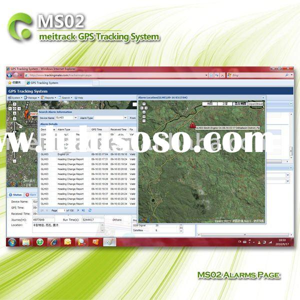 [Meitrack] GPS Vehicle Tracking System MS02