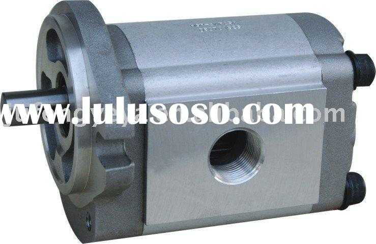 aluminium hydraulic high pressure single HGP-3A series gear pump