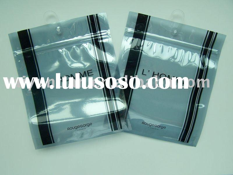 aluminum foil bag with zipper top ,socks packaging bag , aluminum foil packaging bag,aluminum foil b