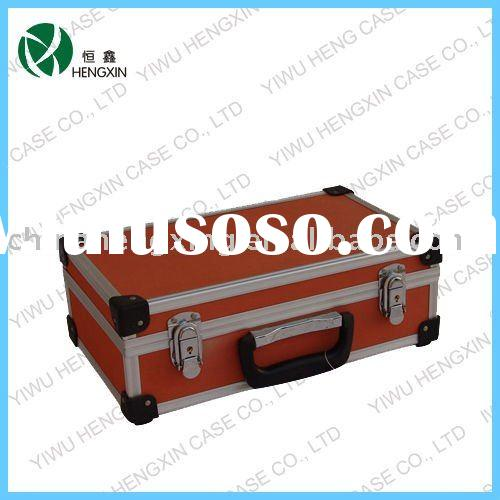 aluminum tool case, fashion tool box, travel bag, flight case