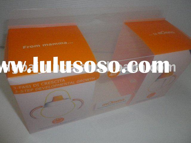 baby products plastic packaging box