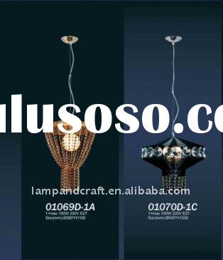 battery powered decorative lamps/lobby pendant light for house