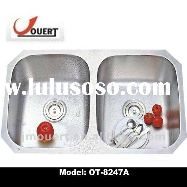 cUPC kitchen sinks stainless steel frank sink style