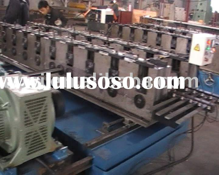 cantilevered type cable tray roll forming machine.