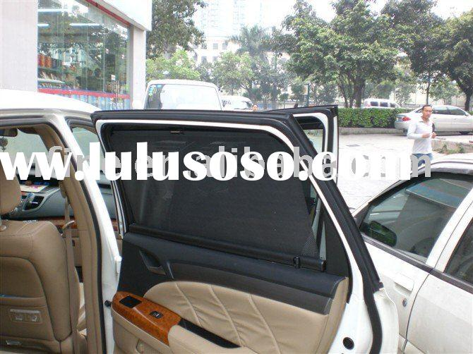 car protection for rear side/auto curtain