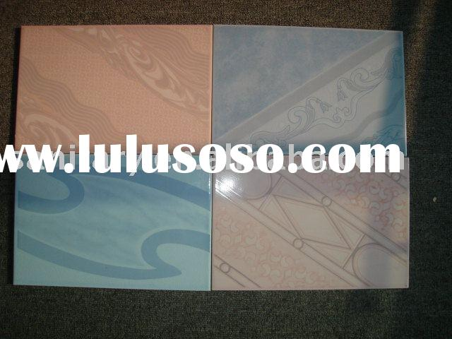 ceramic wall and floor tiles made of white body wall tile