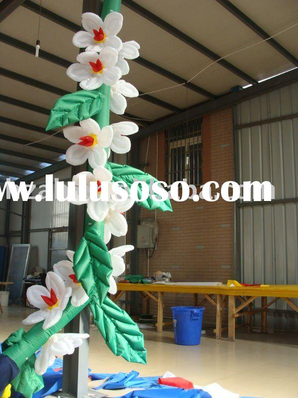 cheap party decoration/flower accessory ornament/ wedding stage ornament