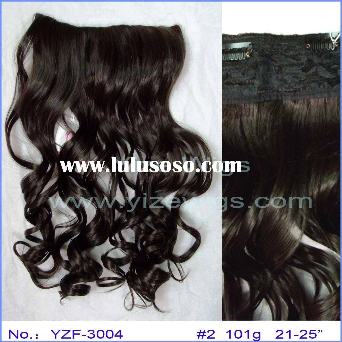 Good Quality Clip In Hair Extensions For Cheap 52