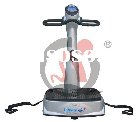 crazy fitness massage/ vibration fitness machine/ power plate machine with 500 motor