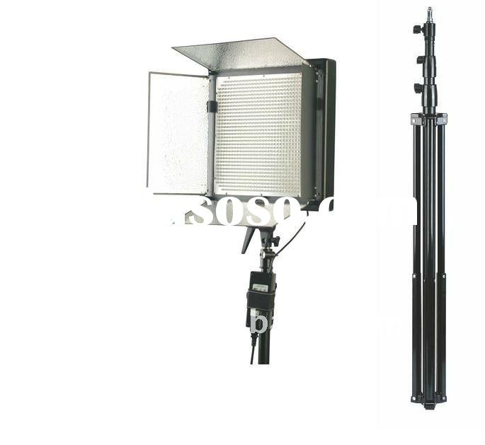 daylight LED studio light with stand