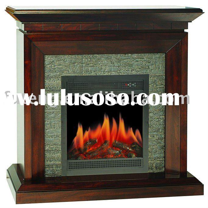 decor flame electric fireplace with remote control