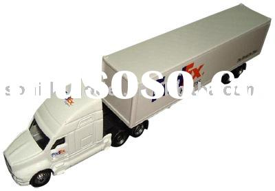 diecast promotion truck